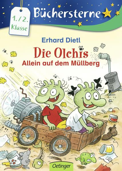 Die Olchis. Allein auf dem Müllberg Epub Free Herunterladen