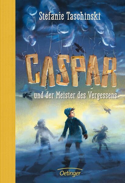 Caspar und der Meister des Vergessens - Coverbild