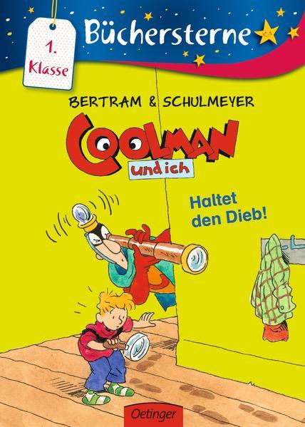 Coolman und ich. Haltet den Dieb! - Coverbild