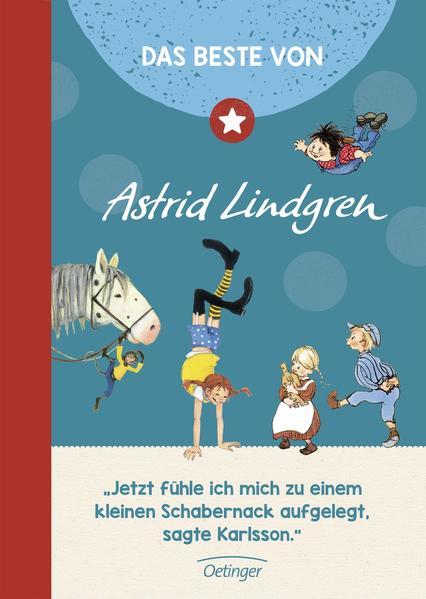 Das Beste von Astrid Lindgren - Coverbild