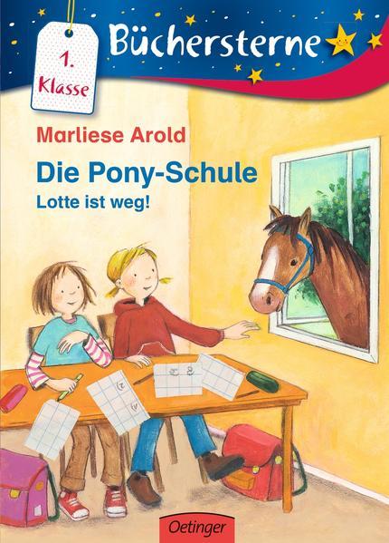 Kostenloser Download Die Pony Schule - Lotte ist weg! Epub