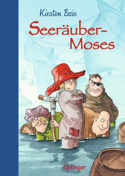 Seeräubermoses - Coverbild