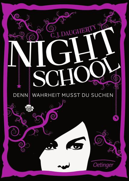 Night School. Denn Wahrheit musst du suchen - Coverbild