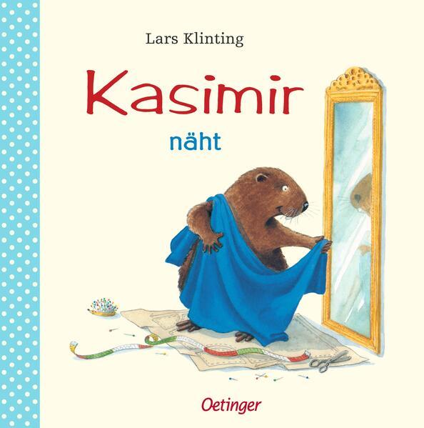 Kasimir näht - Coverbild