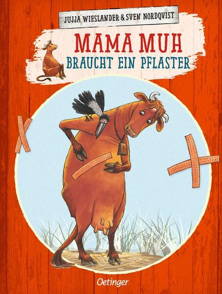 Mama Muh braucht ein Pflaster - Coverbild