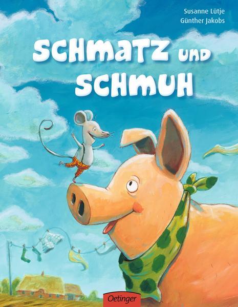 Schmatz und Schmuh - Coverbild