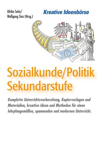 Kreative Ideenbörse Sozialkunde /Politk in der Sekundarstufe - Coverbild