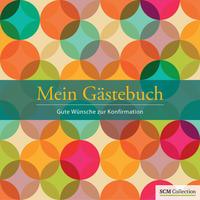 Mein Gästebuch - Konfirmation Cover