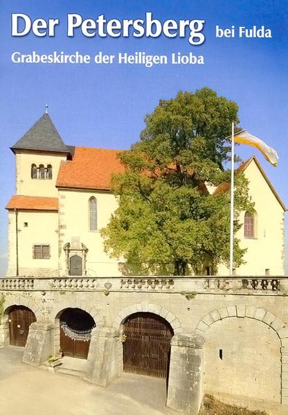 Der Petersberg bei Fulda - Coverbild