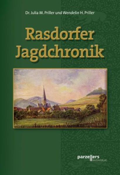 Rasdorfer Jagdchronik - Coverbild