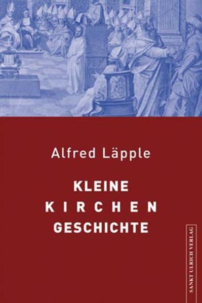 Kleine Kirchengeschichte - Coverbild