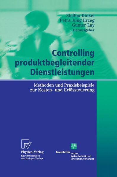 Controlling produktbegleitender Dienstleistungen - Coverbild