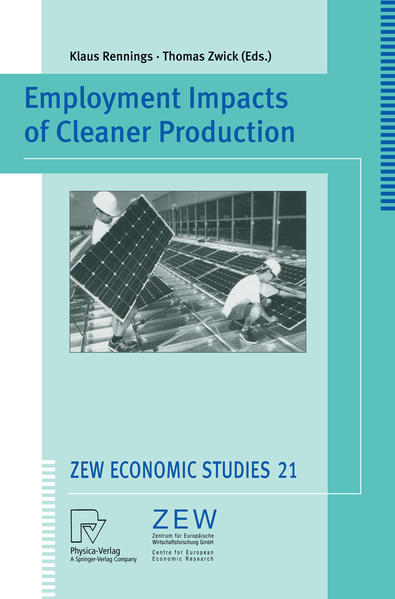 Employment Impacts of Cleaner Production - Coverbild