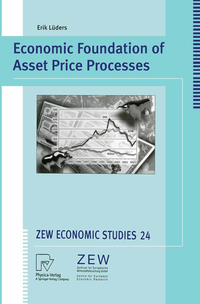 Economic Foundation of Asset Price Processes - Coverbild