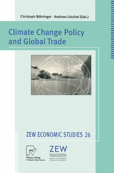 Climate Change Policy and Global Trade - Coverbild