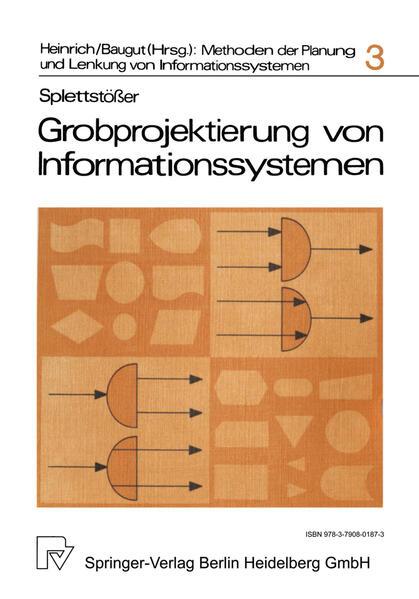 Grobprojektierung von Informationssystemen - Coverbild