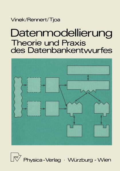 Datenmodellierung: Theorie und Praxis des Datenbankentwurfs - Coverbild