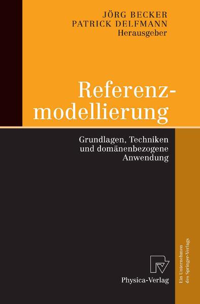 Referenzmodellierung - Coverbild