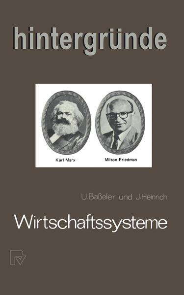 Wirtschaftssysteme - Coverbild