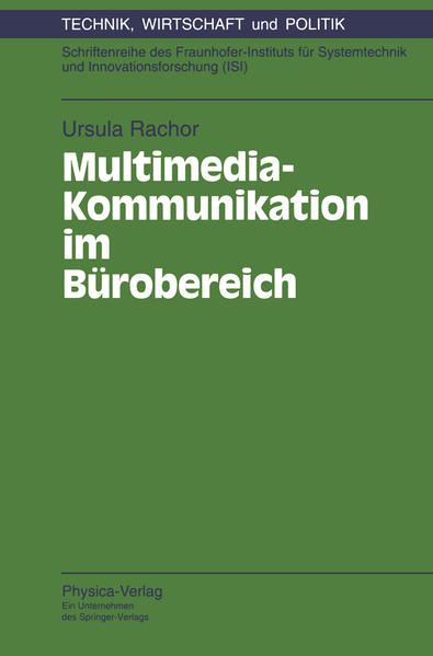 Multimedia-Kommunikation im Bürobereich - Coverbild