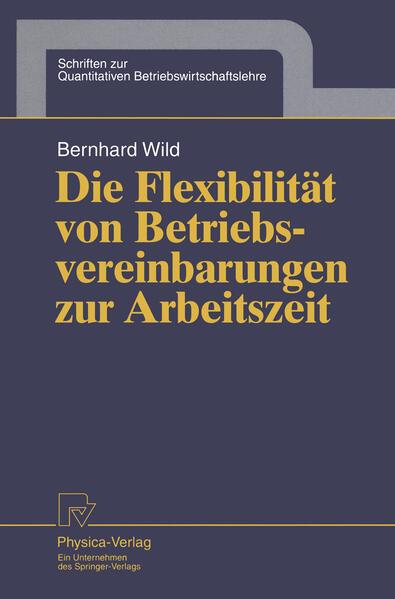 Die Flexibilität von Betriebsvereinbarungen zur Arbeitszeit - Coverbild