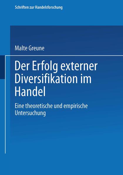 Der Erfolg externer Diversifikation im Handel - Coverbild