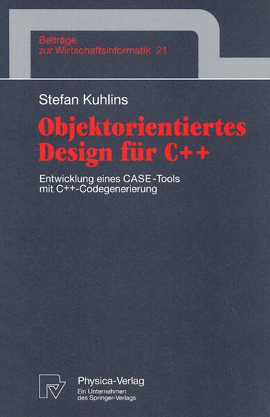 Objektorientiertes Design für C++ - Coverbild