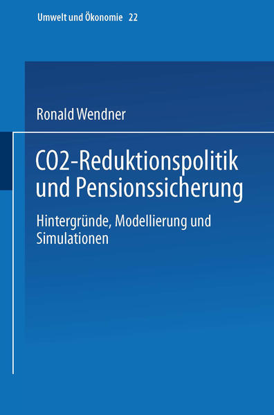 CO2-Reduktionspolitik und Pensionssicherung - Coverbild