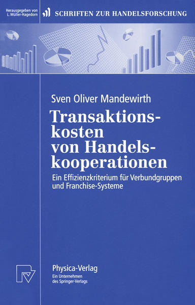 Transaktionskosten von Handelskooperationen - Coverbild