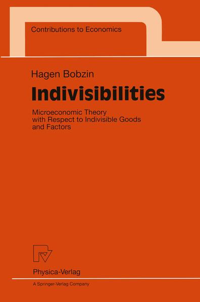 Indivisibilities - Coverbild