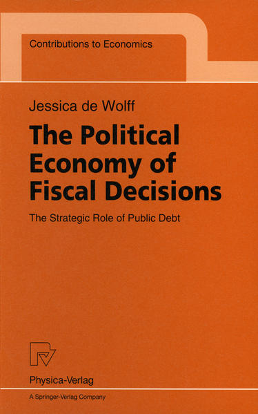 The Political Economy of Fiscal Decisions - Coverbild