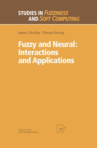 Fuzzy and Neural: Interactions and Applications - Coverbild