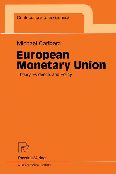 European Monetary Union - Coverbild