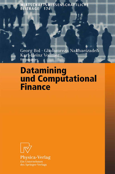 Datamining und Computational Finance - Coverbild