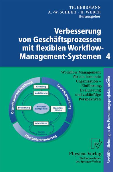 Verbesserung von Geschäftsprozessen mit flexiblen Workflow-Management-Systemen 4 - Coverbild