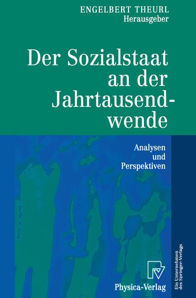 Der Sozialstaat an der Jahrtausendwende - Coverbild
