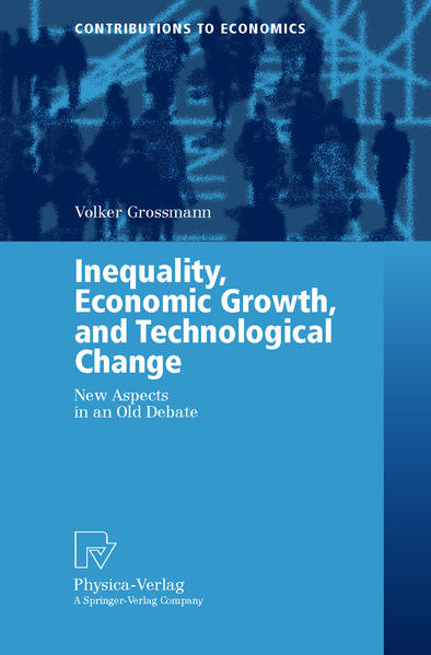 Inequality, Economic Growth, and Technological Change - Coverbild