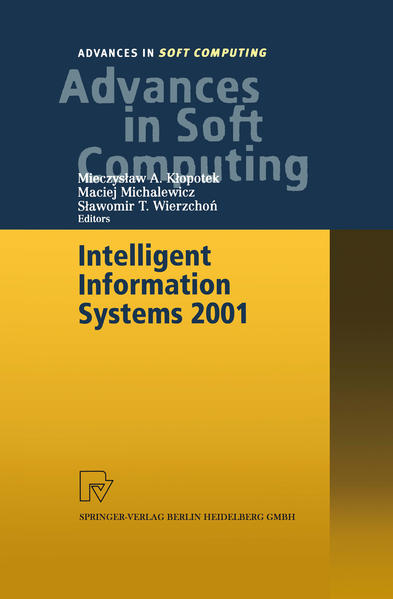 Intelligent Information Systems 2001 - Coverbild