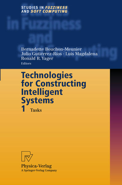Technologies for Constructing Intelligent Systems 1 - Coverbild