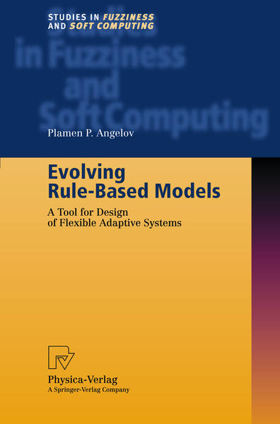 Evolving Rule-Based Models - Coverbild