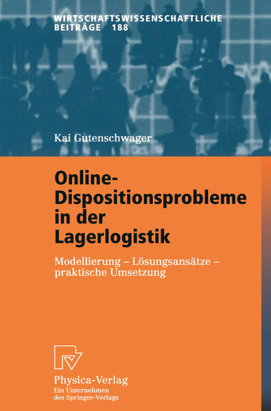 Online-Dispositionsprobleme in der Lagerlogistik - Coverbild