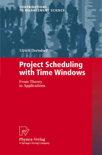 Project Scheduling with Time Windows - Coverbild