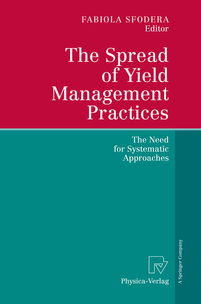 The Spread of Yield Management Practices - Coverbild