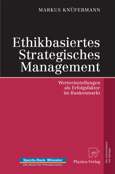 Ethikbasiertes Strategisches Management - Coverbild