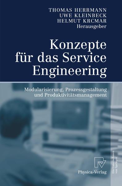 Kostenloses PDF-Buch Konzepte für das Service Engineering