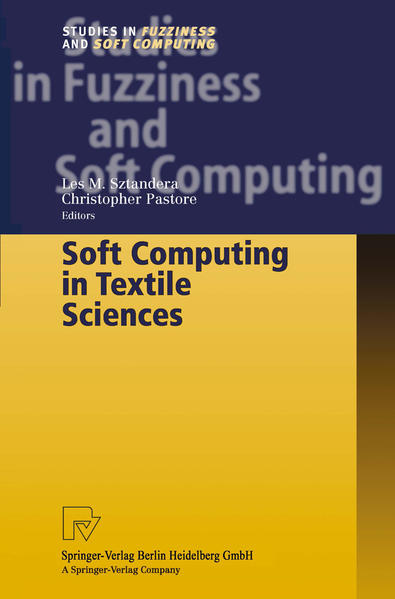 Soft Computing in Textile Sciences - Coverbild