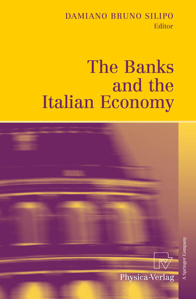 The Banks and the Italian Economy - Coverbild