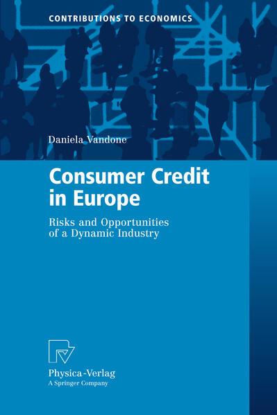 Consumer Credit in Europe - Coverbild