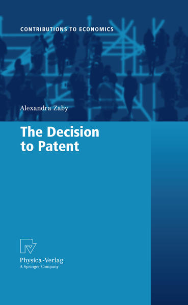 The Decision to Patent - Coverbild