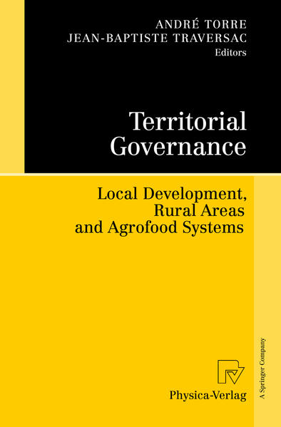 Territorial Governance - Coverbild